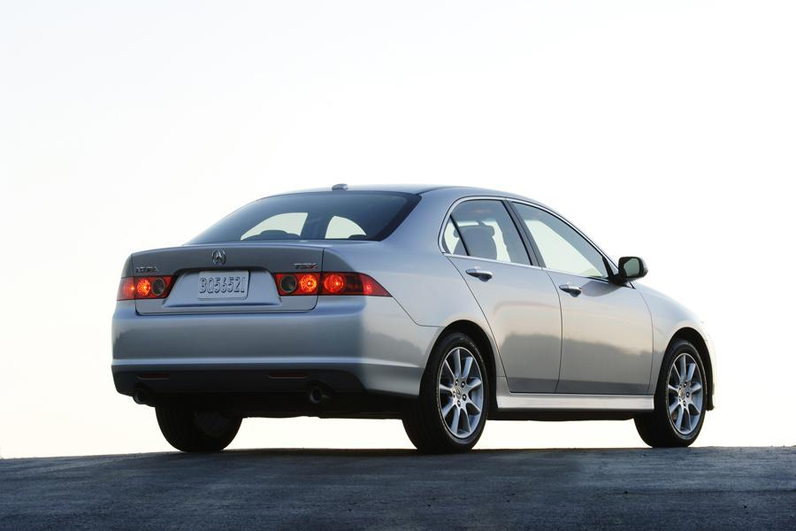 2008 Acura TSX Reviews, Specs And Prices