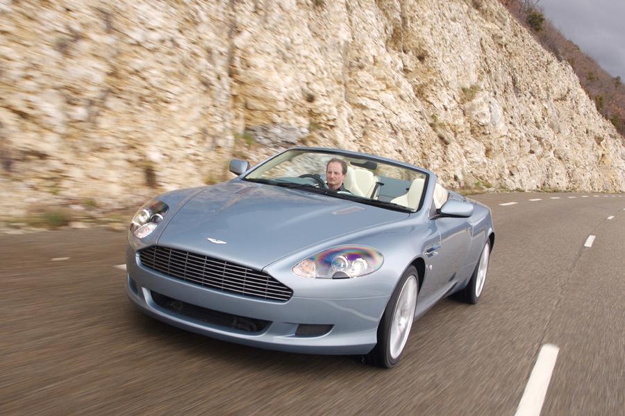 2008 Aston Martin DB9 Photo 1 of 6