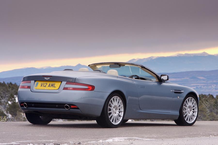 2008 Aston Martin DB9 Photo 3 of 6
