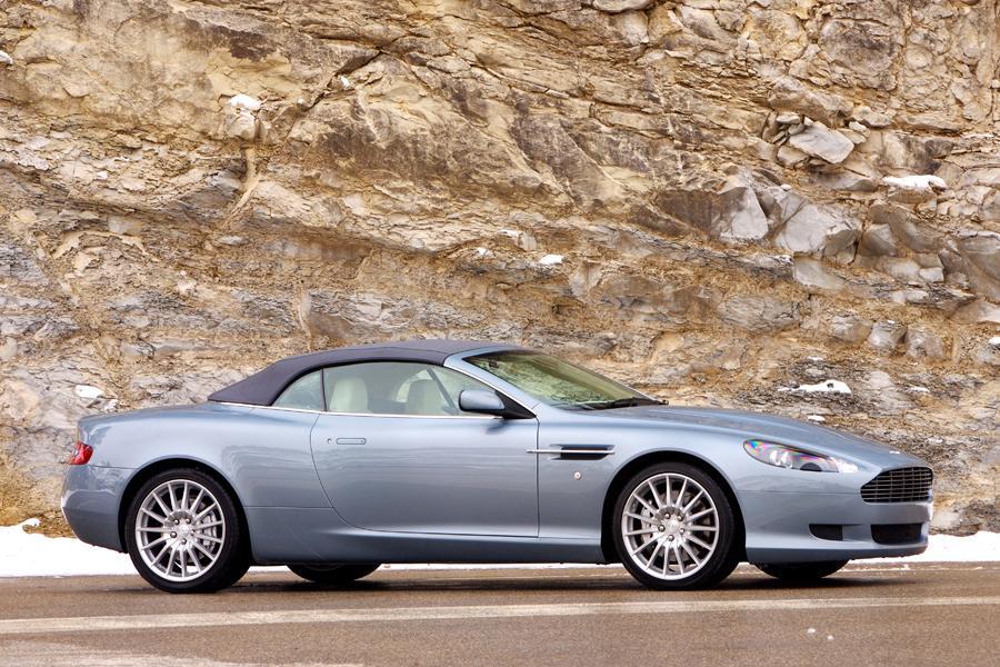 2008 Aston Martin DB9 Photo 4 of 6