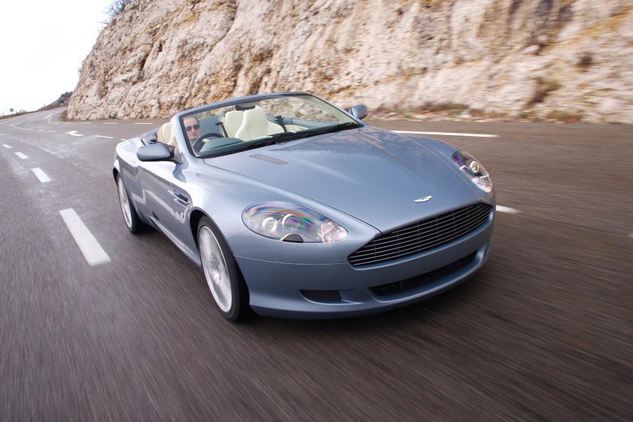 2008 Aston Martin DB9 Photo 5 of 6