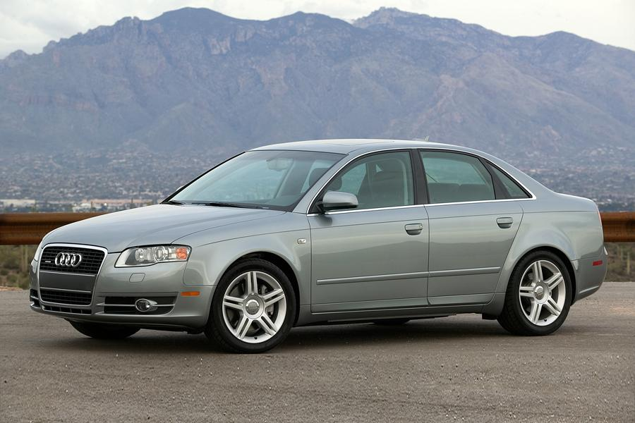 2008 Audi A4 Overview Cars Com