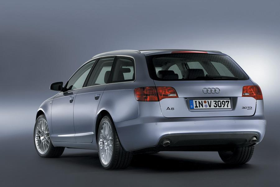 2008 Audi A6 Overview  Carscom