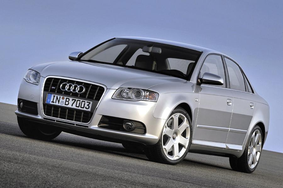2008 Audi S4 Photo 1 of 8
