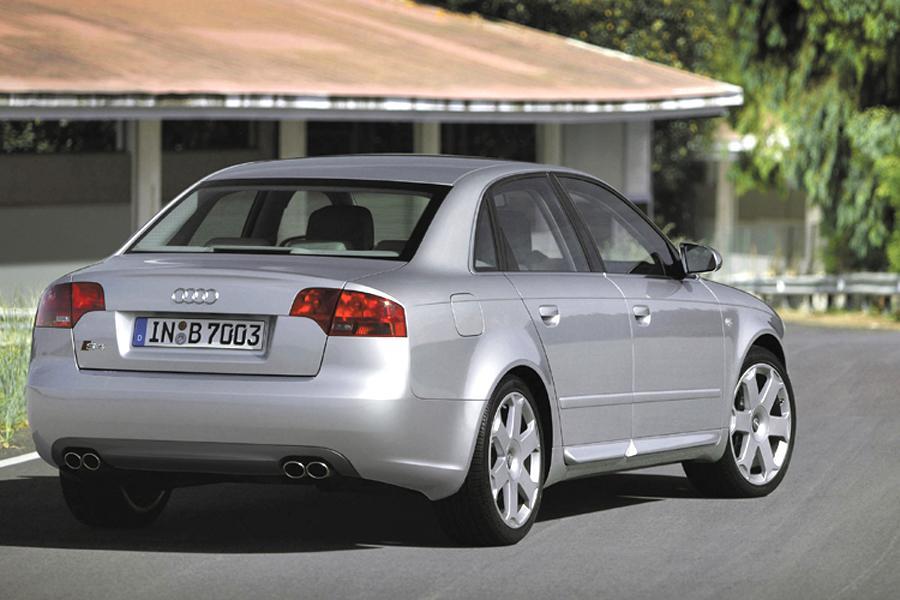 2008 Audi S4 Photo 3 of 8