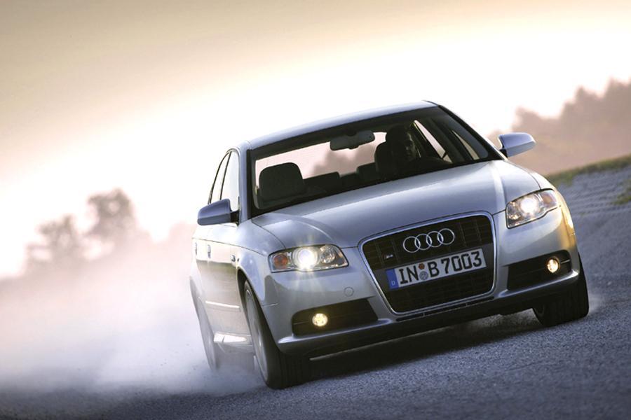 2008 Audi S4 Photo 4 of 8