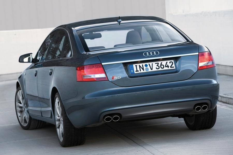 2008 Audi S6 Overview Cars Com