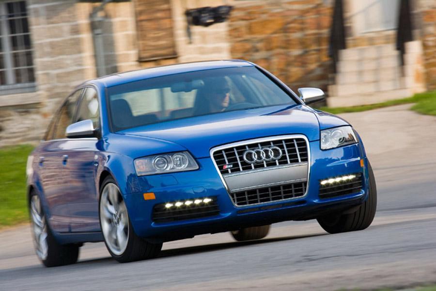 2008 Audi S6 Photo 4 of 8