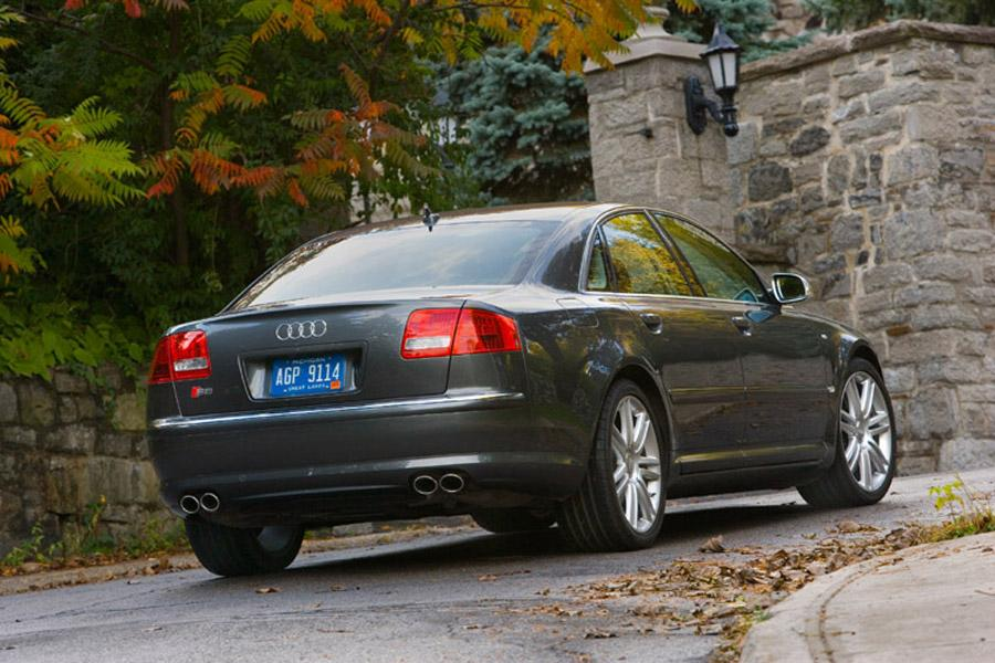 2008 audi s8 reviews specs and prices. Black Bedroom Furniture Sets. Home Design Ideas