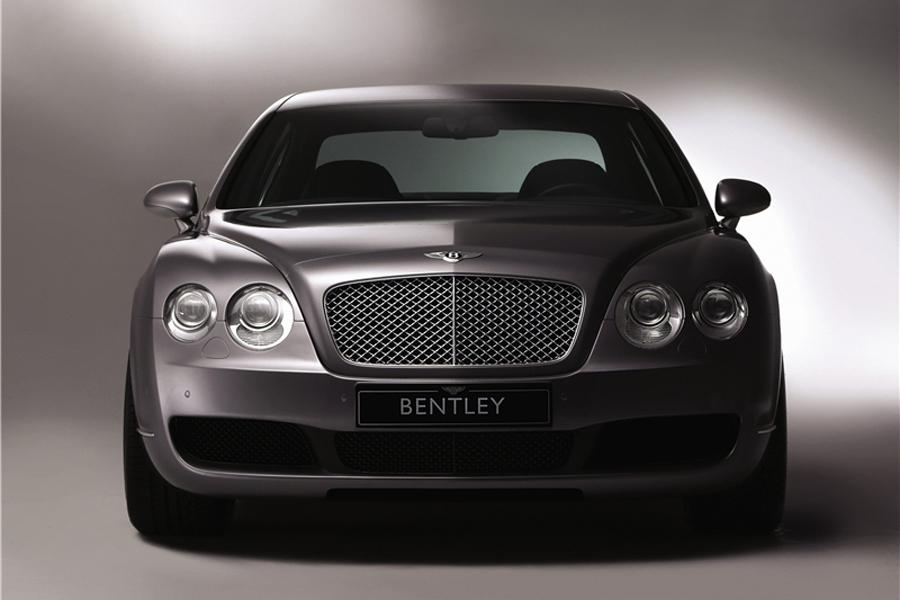 2008 Bentley Continental Flying Spur Photo 3 of 8