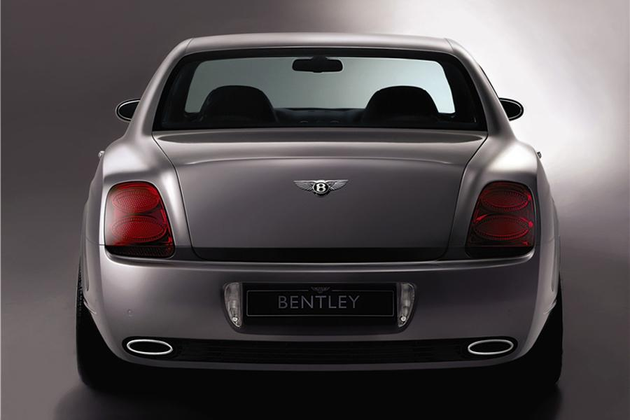 2008 Bentley Continental Flying Spur Photo 4 of 8