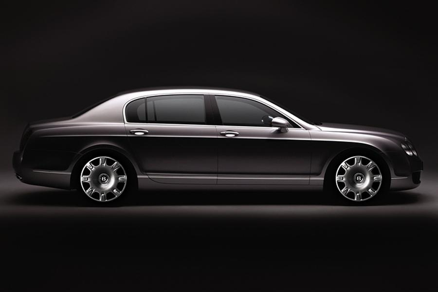2008 Bentley Continental Flying Spur Photo 5 of 8