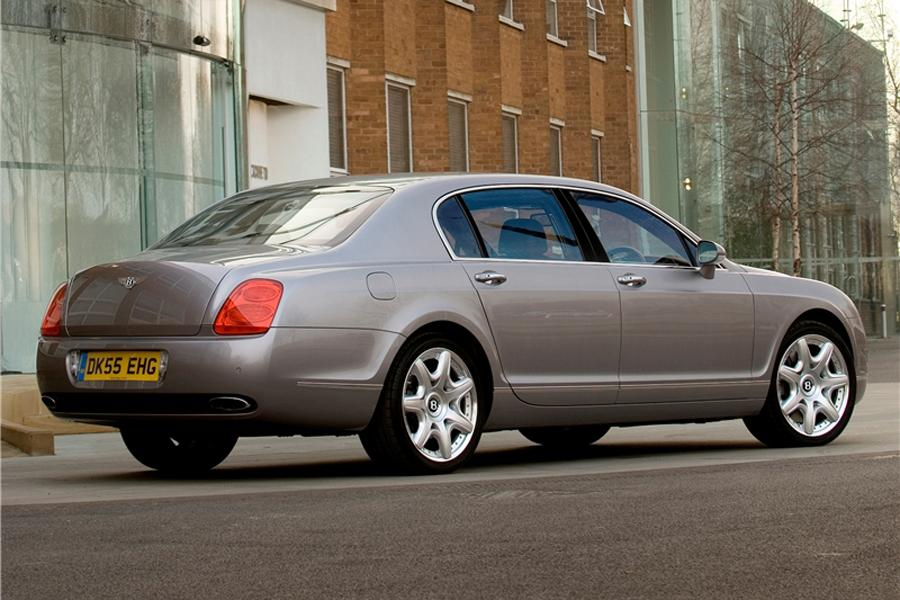 2008 Bentley Continental Flying Spur Photo 6 of 8