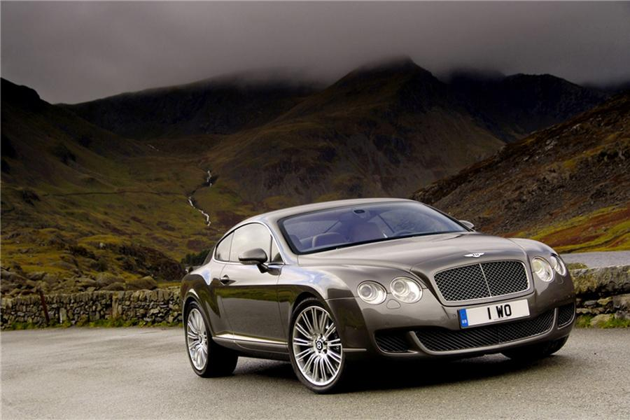 2008 Bentley Continental GT Photo 1 of 4