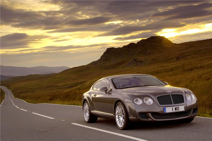 2008 Bentley Continental GT Photo 2 of 4
