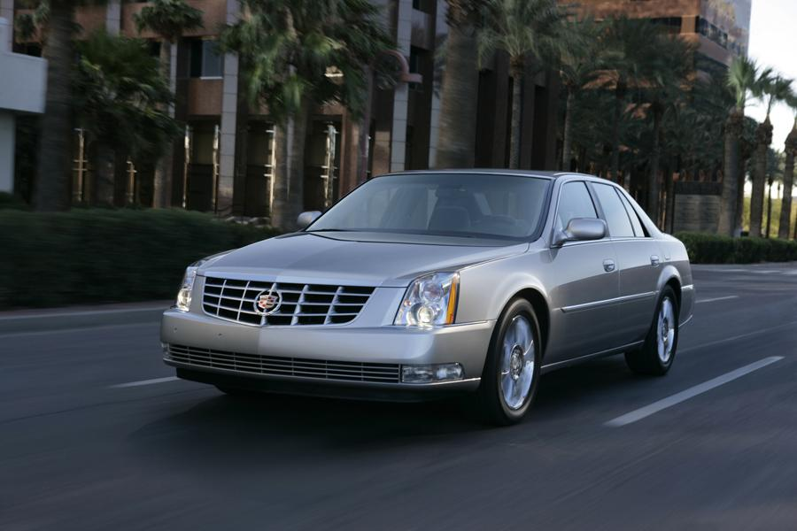 2008 Cadillac DTS Photo 3 of 6