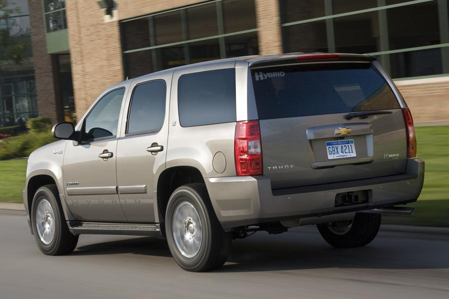 2008 chevrolet tahoe hybrid reviews specs and prices. Black Bedroom Furniture Sets. Home Design Ideas