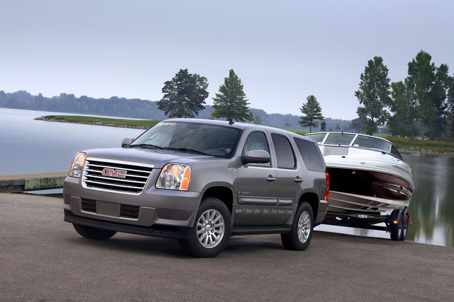 2008 GMC Yukon Hybrid Reviews, Specs and Prices   Cars.com