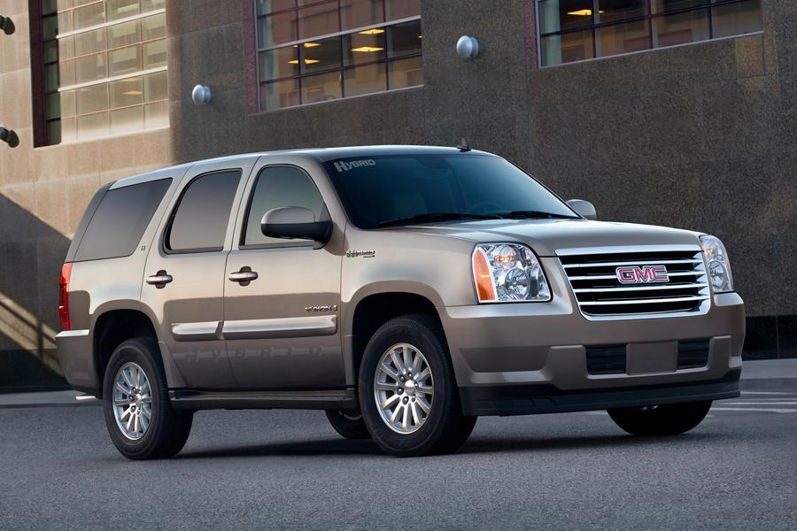 2008 GMC Yukon Hybrid Specs, Pictures, Trims, Colors ...