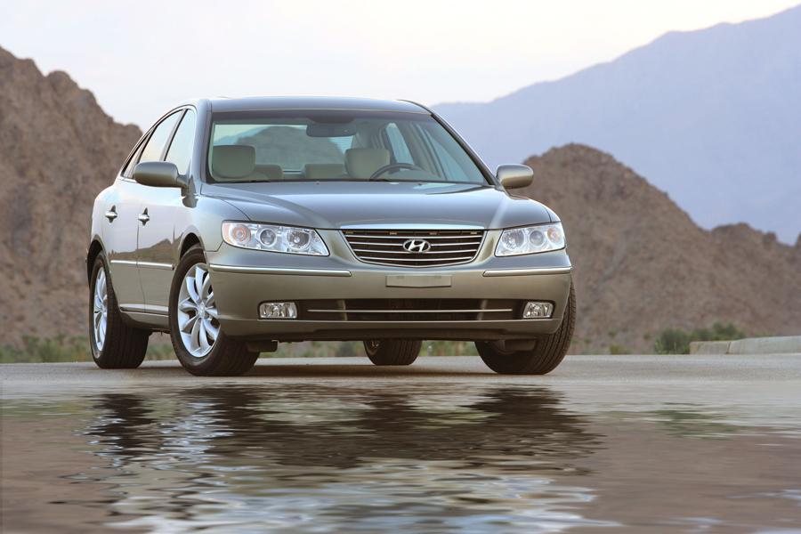 2008 Hyundai Azera Overview  Carscom