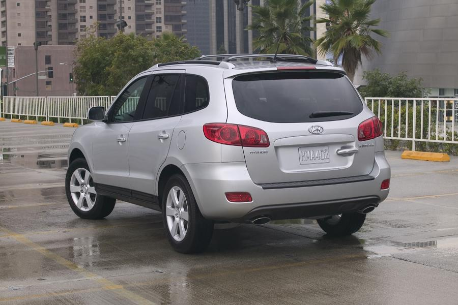 2008 Hyundai Santa Fe Photo 2 of 9