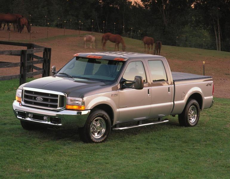 2001 Ford F-250 Photo 1 of 3