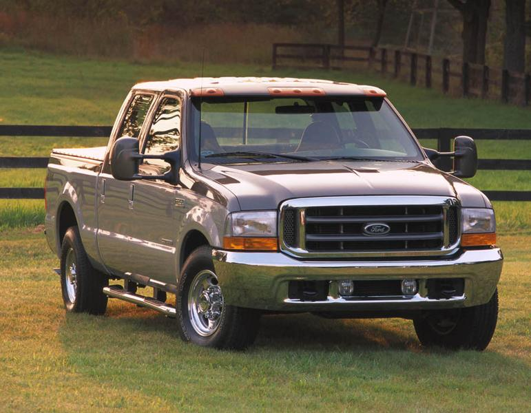 2001 Ford F-250 Photo 3 of 3