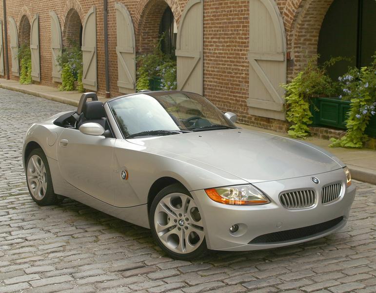 2004 Bmw Z4 Reviews Specs And Prices Cars Com