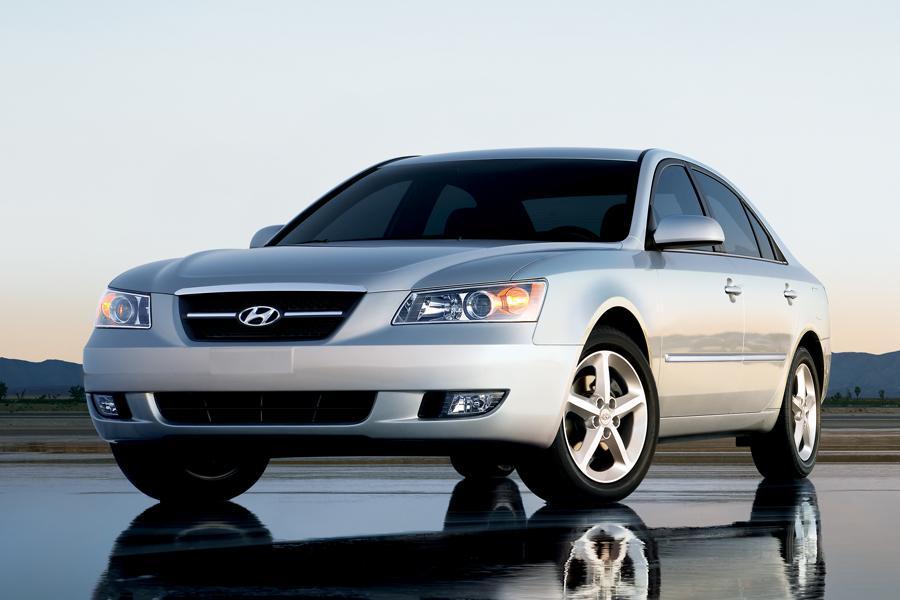 2008 Hyundai Sonata Photo 1 of 8