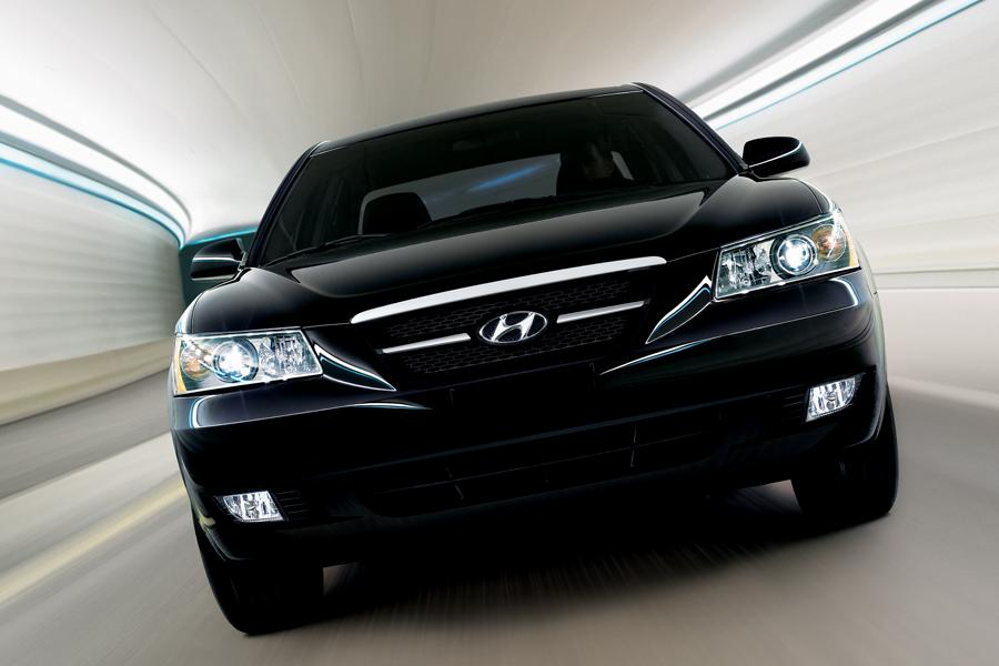 2008 Hyundai Sonata Reviews Specs And Prices Cars Com