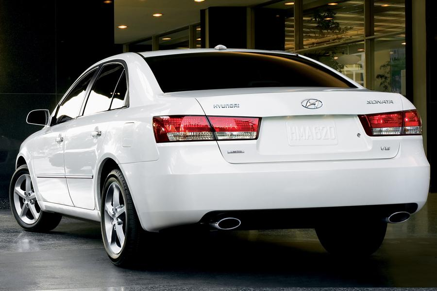 2008 Hyundai Sonata Photo 6 of 8