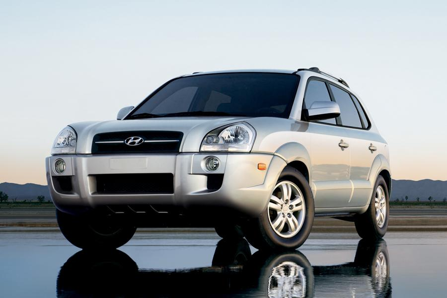 2008 Hyundai Tucson Photo 1 of 10