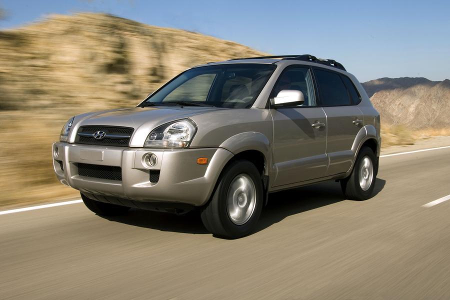 2008 Hyundai Tucson Photo 5 of 10