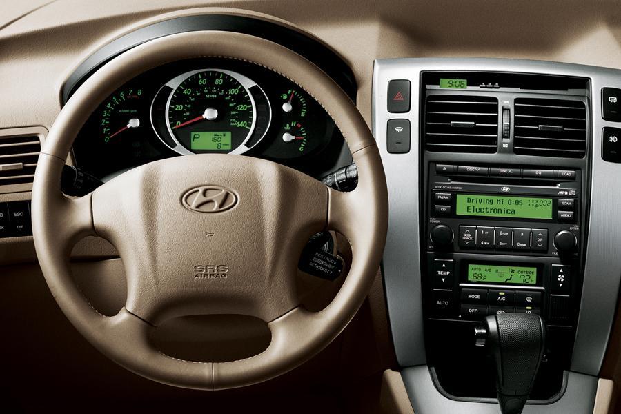 2008 Hyundai Tucson Specs Pictures Trims Colors Cars Com