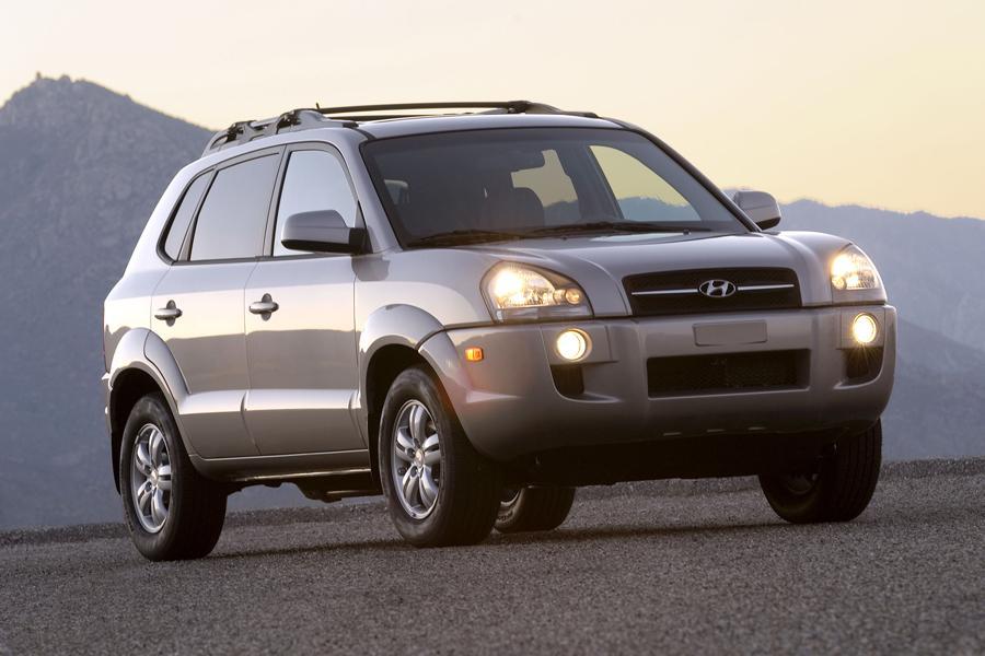 2008 Hyundai Tucson Photo 6 of 10