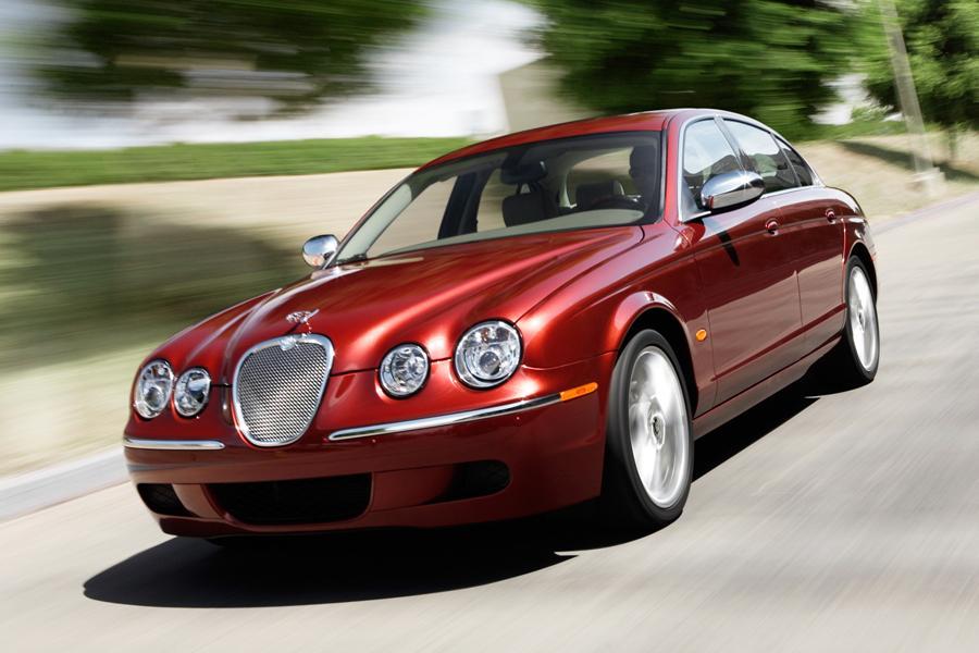 2008 Jaguar S-Type Photo 1 of 9