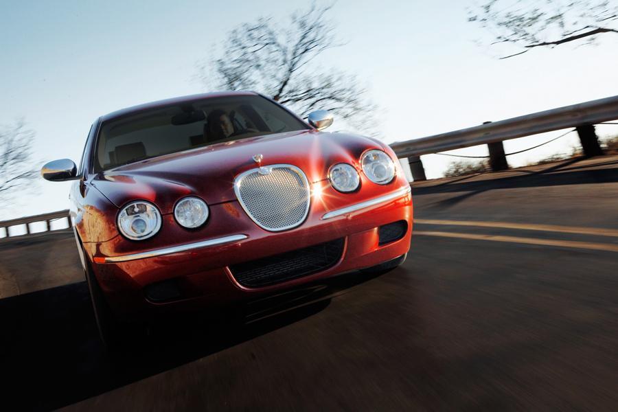 2008 Jaguar S-Type Photo 6 of 9