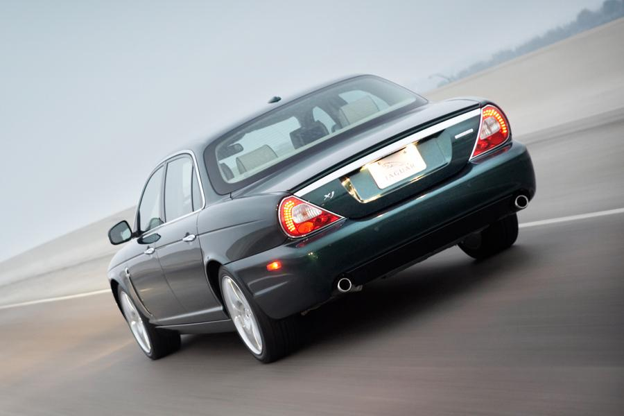 2008 Jaguar XJ8 Photo 5 of 8