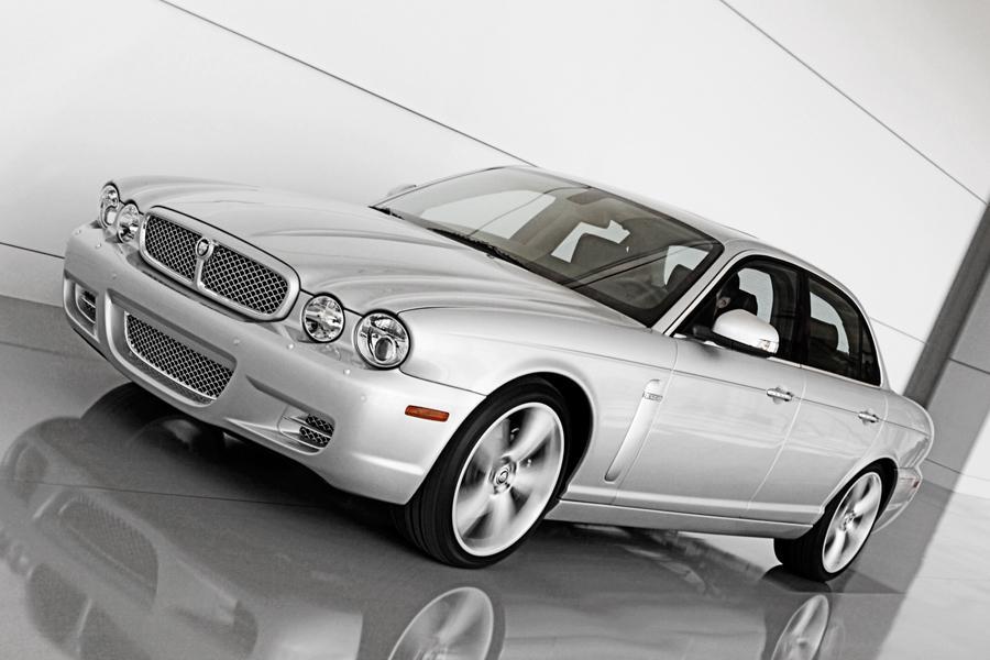 2008 Jaguar XJR Photo 1 of 5