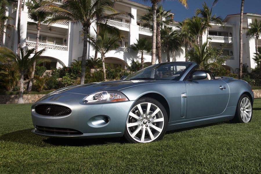 2008 Jaguar XK Photo 2 of 5