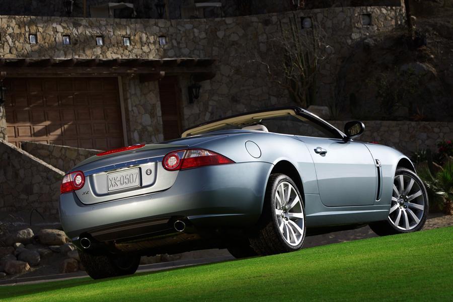 2008 jaguar xk overview carscom