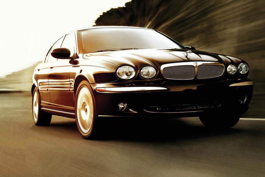 2008 Jaguar X-Type Photo 1 of 5