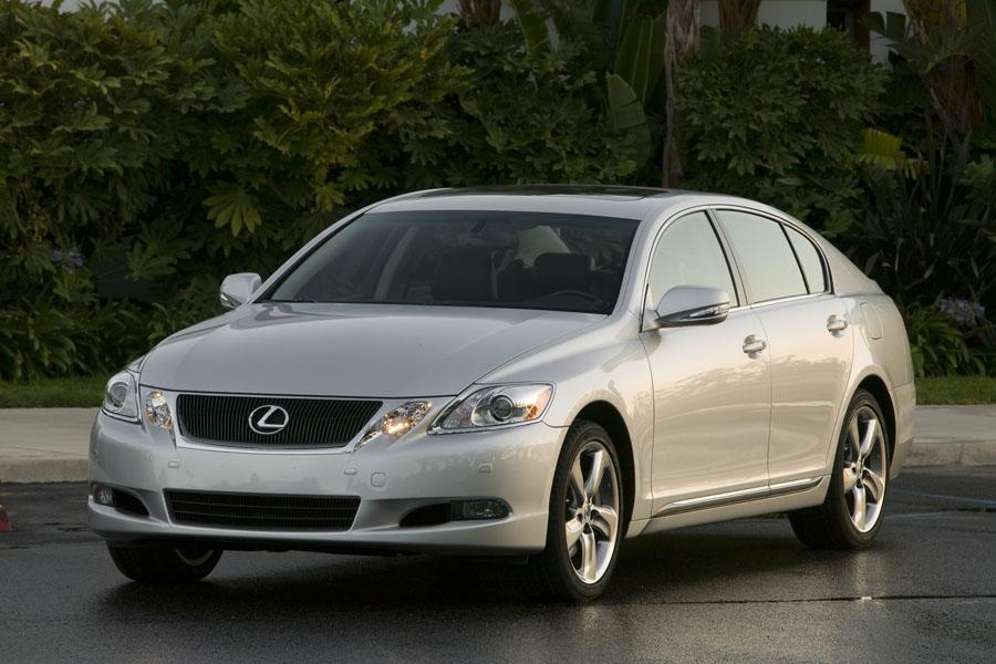 2008 Lexus GS 350 Photo 1 of 9