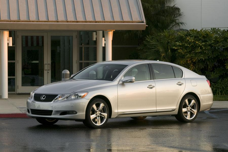 2008 Lexus GS 350 Photo 2 of 9