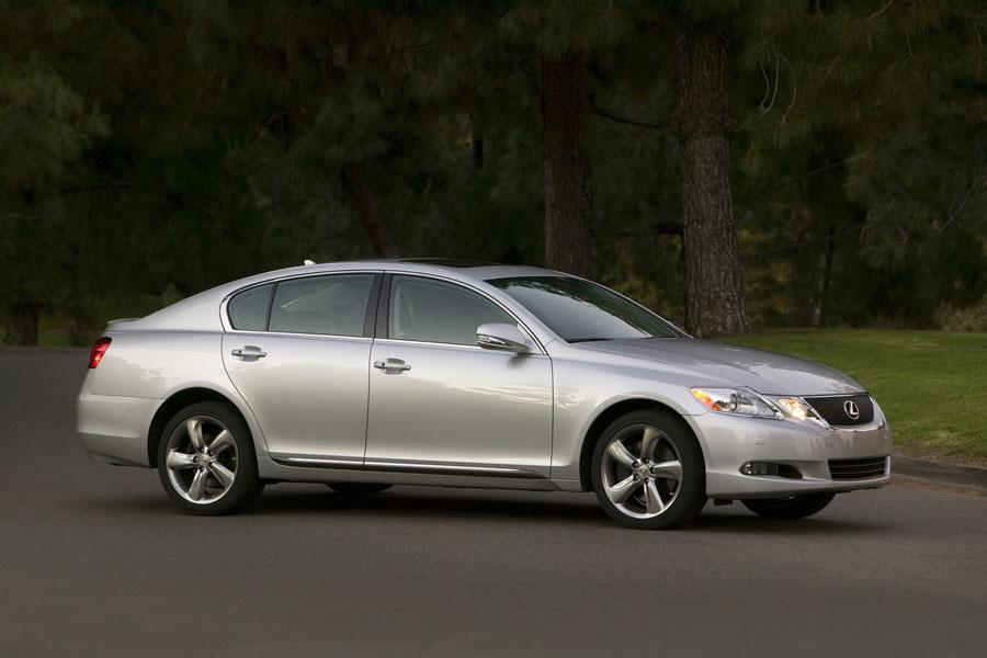2008 Lexus Gs 350 Overview Cars Com