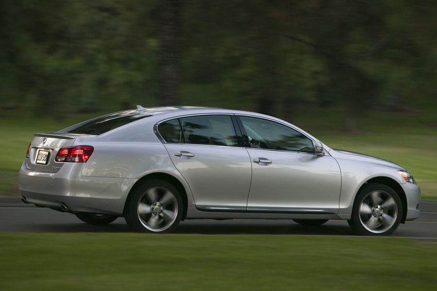 2008 Lexus GS 350 Photo 5 of 9