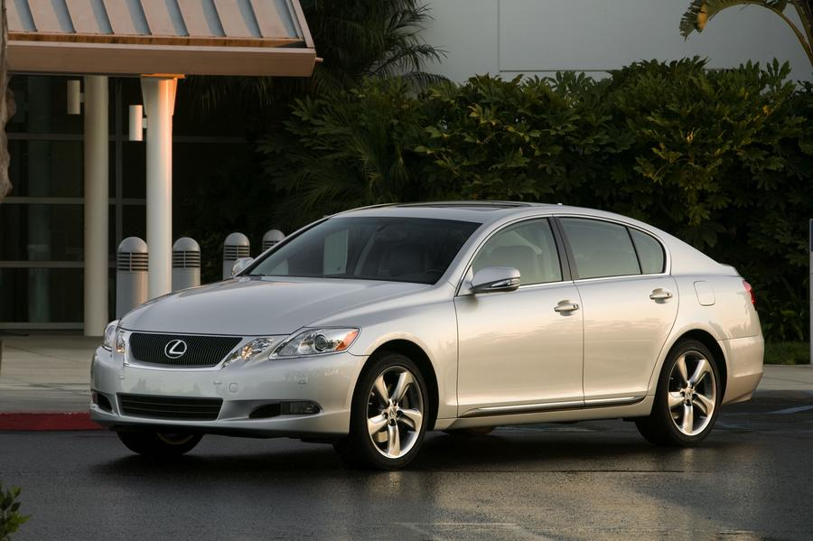 2008 Lexus GS 460 Photo 1 of 9