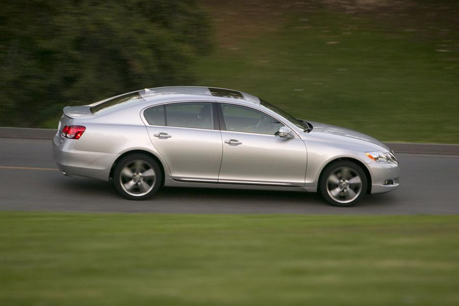 2008 lexus gs 460 overview carscom