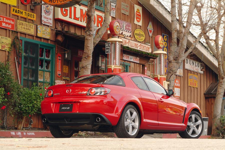 2008 Mazda RX-8 Photo 4 of 11