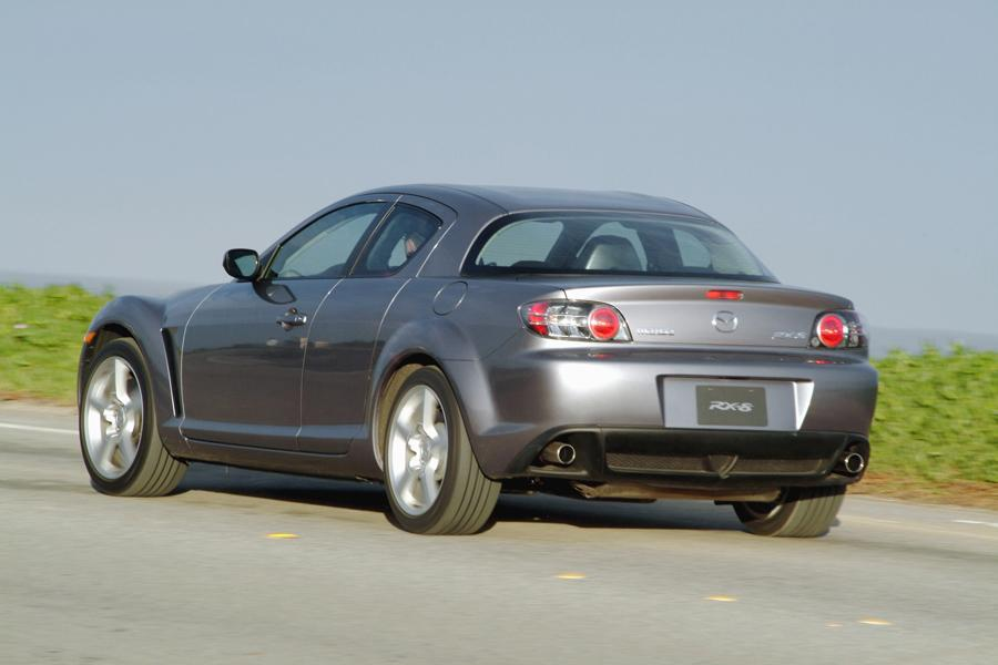 2008 Mazda RX-8 Photo 6 of 11
